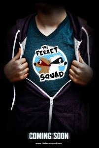 The Ferret Squad - Alison Parker's new feature film project!